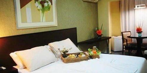 Забронировать Candango Aero Hotel