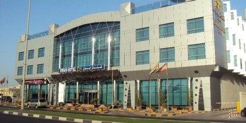 Забронировать Ewan Hotel Sharjah