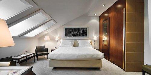 Забронировать UNA Hotel Cusani