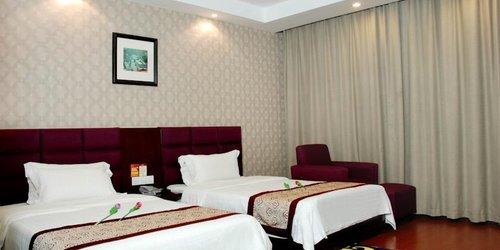 Забронировать Shanghai Nanyuan E Home Hotel
