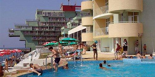 Забронировать Interhotel Pomorie Beach