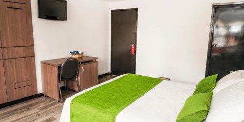 Забронировать Hotel Bogota Virrey
