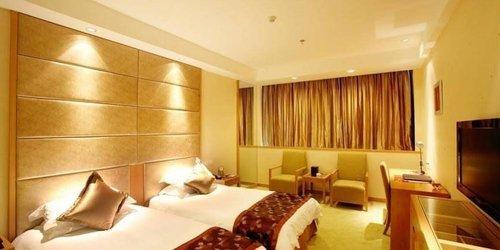 Забронировать Ningbo Teckon Continental Hotel