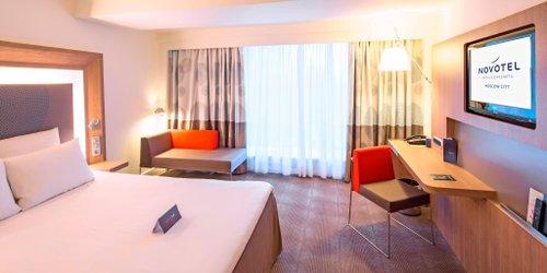 Забронировать Novotel Moscow City