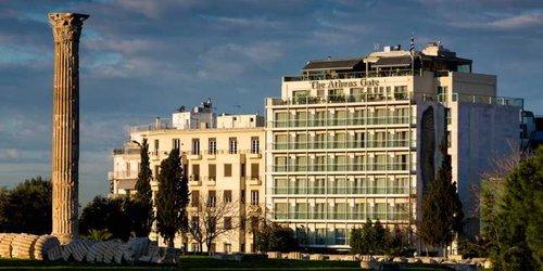 Забронировать The Athens Gate Hotel