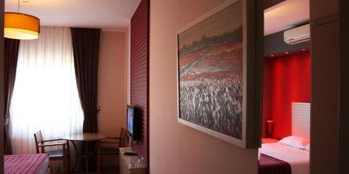 Забронировать Yeni Truva Hotel
