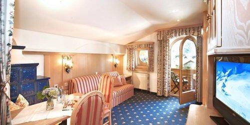 Забронировать Hotel Garni Glockenstuhl