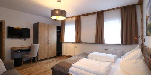 Забронировать Hotel Alpengruss