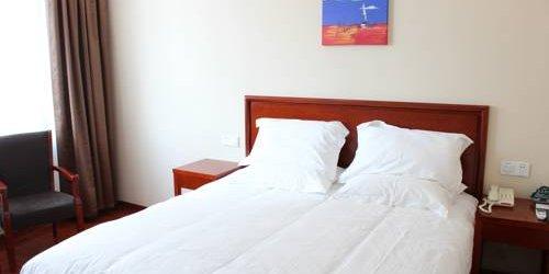 Забронировать GreenTree Inn Ningbo East Bus Station Express Hotel