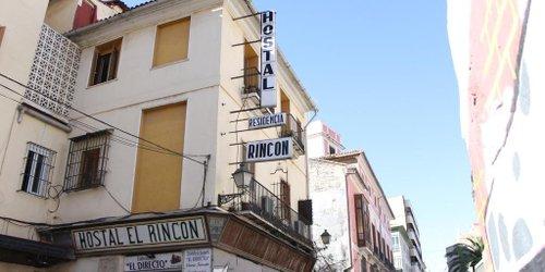 Забронировать Pensión El Rincón