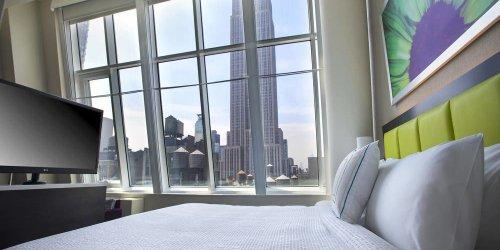 Забронировать SpringHill Suites by Marriott New York Midtown Manhattan/Fifth Avenue