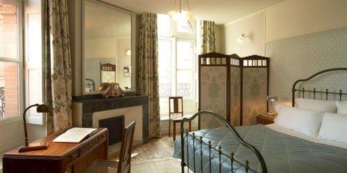 Забронировать Le Grand Balcon Hotel