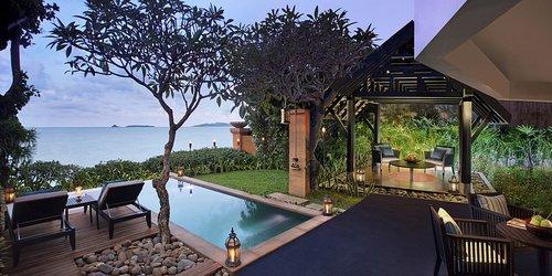 Забронировать Anantara Bophut Resort & Spa Koh Samui