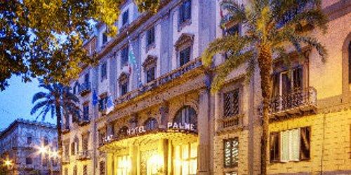 Забронировать Grand Hotel Et Des Palmes