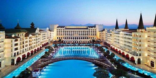 Забронировать Mardan Palace Hotel