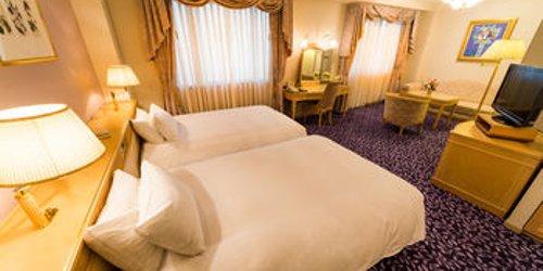 Забронировать The Crown Palais New Hankyu Kochi