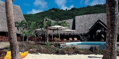 Забронировать Novotel Bora Bora Beach Resort