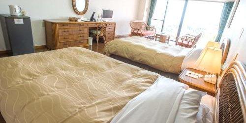 Забронировать Resort Hotel Umibeno Kajuen