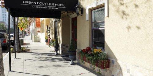 Забронировать Urban Boutique Hotel