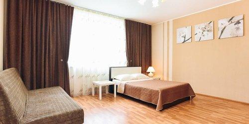Забронировать Apartments on Malysheva 4