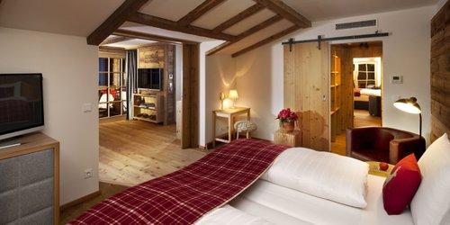 Забронировать Hotel Kitzhof Mountain Design Resort