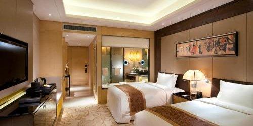 Забронировать Hilton Xi'an