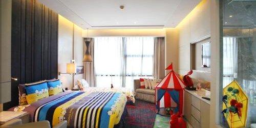 Забронировать Swisstouches Hotel Xi'an