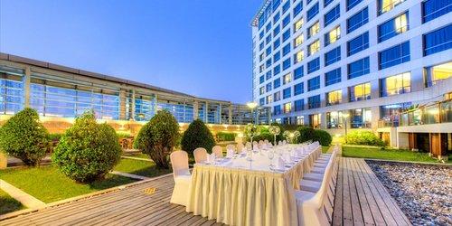Забронировать Crowne Plaza Paragon Xiamen