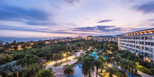 Забронировать Seaview Resort Xiamen
