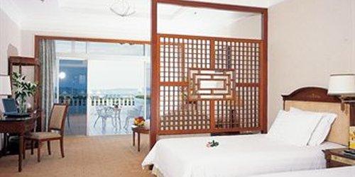 Забронировать Xiamen International Seaside Hotel