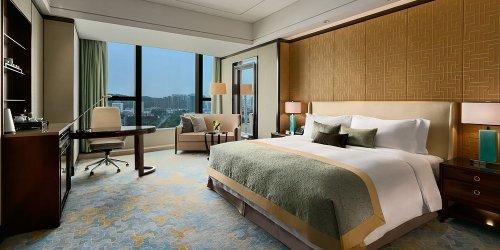 Забронировать Kempinski Hotel Xiamen