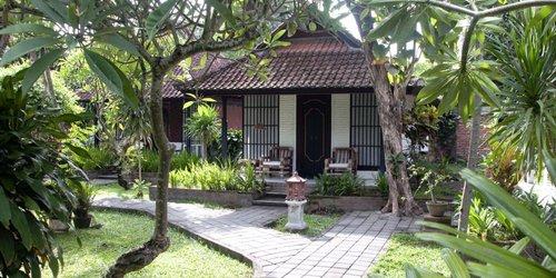 Забронировать Puri Kelapa Garden Cottages