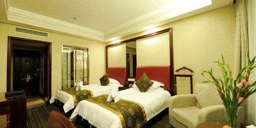 Забронировать Wenzhou Jiangjun Hotel