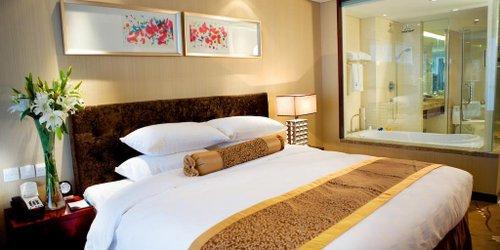 Забронировать Grand Skylight Hotel Tianjin