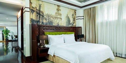 Забронировать Hotel Indigo Tianjin Haihe