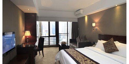 Забронировать Proud Way Hotel Shenzhen