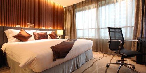 Забронировать Ascott Huai Hai Road Shanghai