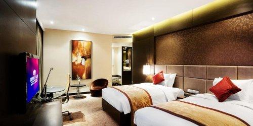 Забронировать Crowne Plaza Shanghai