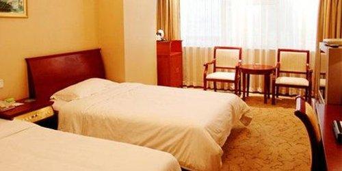Забронировать Shaanxi Business Hotel Shanghai