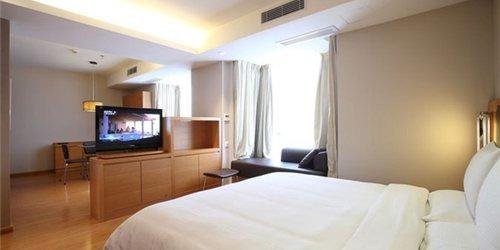 Забронировать JI Hotel Kangding Road Shanghai