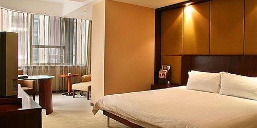 Забронировать Shanghai Rui Tai Jingan Hotel