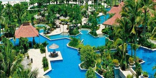 Забронировать Sanya Marriott Resort & Spa