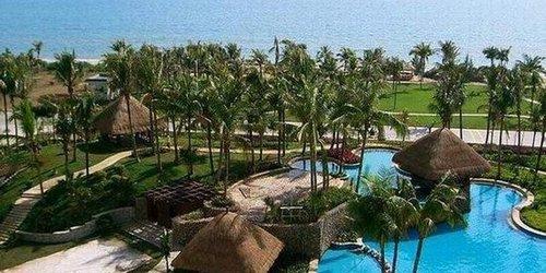 Забронировать Holiday Inn Resort Sanya Bay