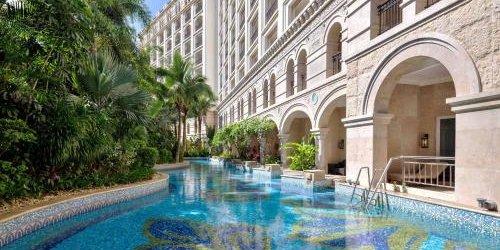 Забронировать Grand Fortune Bay Hotel Sanya