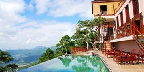 Забронировать Yalong Bay Earthly Paradise Bird's Nest Resort