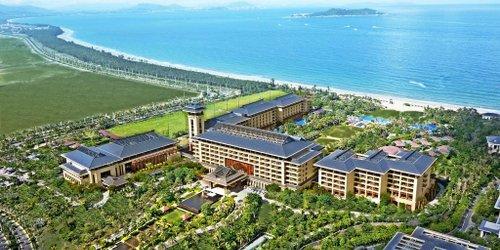Забронировать Haitang Bay Gloria Resort Sanya