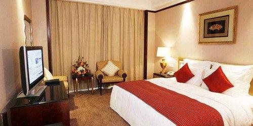 Забронировать Crowne Plaza Jinan City Center