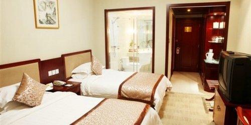 Забронировать Shandong Jindu Hotel