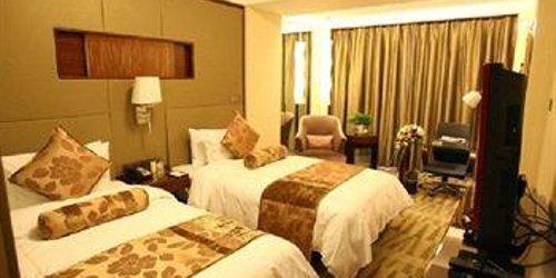 Забронировать Silver Plaza Quancheng Hotel
