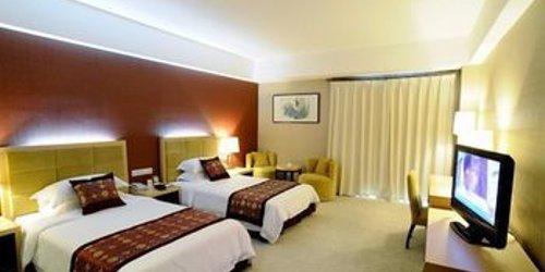 Забронировать Huangshan Xuanyuan International Hotel